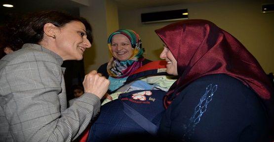 113.404 kadına sağlık eğitimi verildi