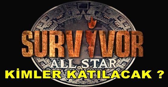 2018 Survivor All Star'a kimler katılacak ?