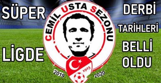 2019-2020 Spor Toto Süper Lig sezonu fikstür çekimi yapıldı!