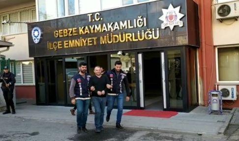 28 yıl cezası bulunan şahıs operasyonla yakalandı