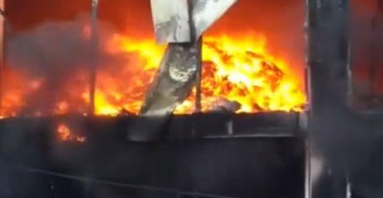 4 kişinin öldüğü fabrikanın sahibi gözaltına alındı