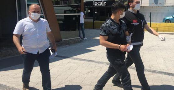 5yıl kesilmiş cezası olan şahıs Darıca'da yakalandı
