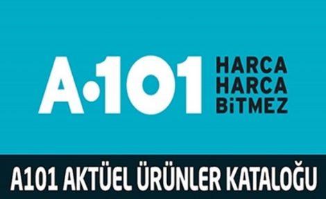 A101 1 AĞUSTOS 2019 AKTÜEL KATALOĞU