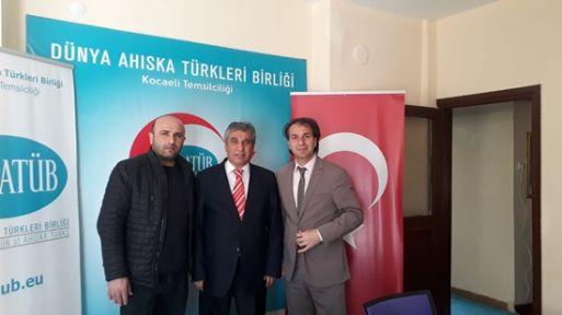 Ahıska Türkleri Kocaeli temsilciliği Tanıtım Toplantısı Yaptı