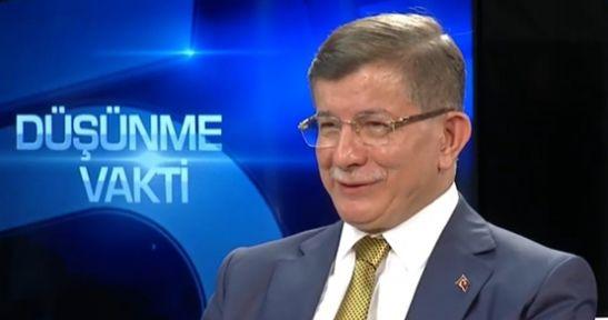 Ahmet Davutoğlu: