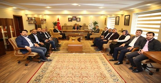 AK Darıca'dan Karabacak'a ziyaret