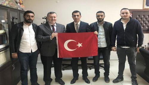 AK Genç Dilovası'ndan Camiler ve Din Görevlileri Haftası ziyareti