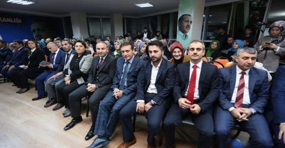 AK Parti Çayırova Aday Adaylarını Tanıttı