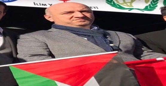 AK Parti Darıca İlçe Teşkilatından Kudüs Açıklaması !