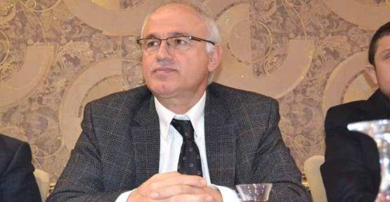 AK Parti Gebze ilçe Başkanlığına İrfan Ayar atandı