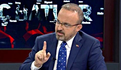 AK Parti Grup Başkan Vekili Bülent Turan Arınç'ı istifaya davet etti