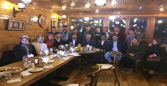 AK Parti İnönü gençleri toplandı