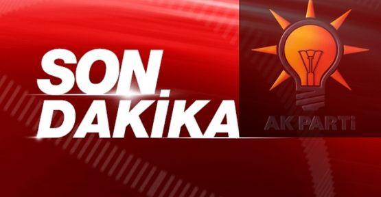 AK Partide 2 İsim Daha Görevden Alınıyor!