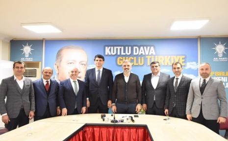 AK Parti'de 7 ilçe başkanı istifa etti
