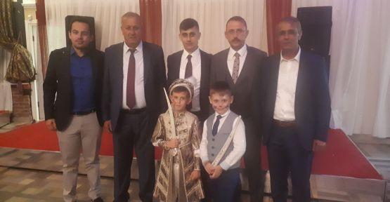 Akbay ailesinin mutlu günü