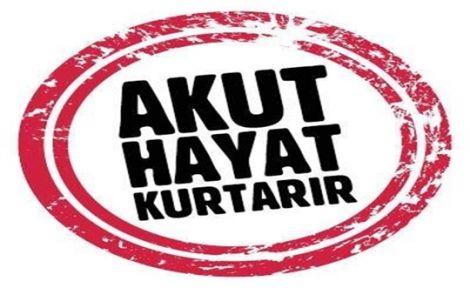 AKUT Gönüllüleri Atatürk'ün Gençliğe Hitabesi'ni okudu