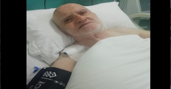 Ali Tarakçı'nın acı günü