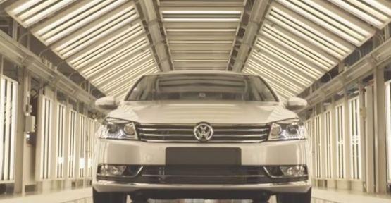 Alman otomobil devi Volkswagen Türkiye'de Üretilecek