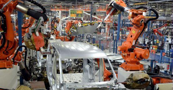 Almanlar Kocaeli'de Otomotiv Firmalarını Ziyaret Etti