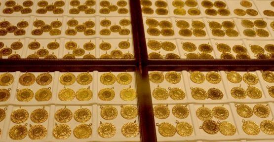 Altın Fiyatları Uçtu Çeyrek 420 TL' yi gördü