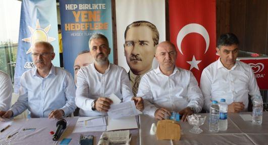 Başkan Eryarsoy sağlık projeleri hakkında bilgi verdi