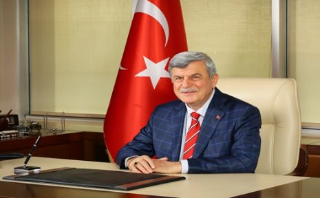 Başkan, 'Gazi Mustafa Kemal Atatürk'ü Rahmetle Anıyoruz'