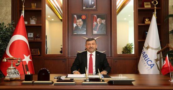 Başkan Karabacak'ın Kandil Mesajı