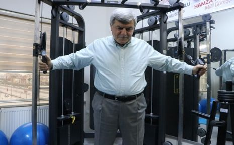 Başkan Karaosmanoğlu; ''Bütün imkânlar avuçlarınızın içinde''