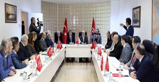 Başkan Karaosmanoğlu, ''TSE demek güven demektir''