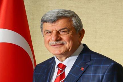 Başkan Karaosmanoğlu  Zafer Bayramı'nı kutladı