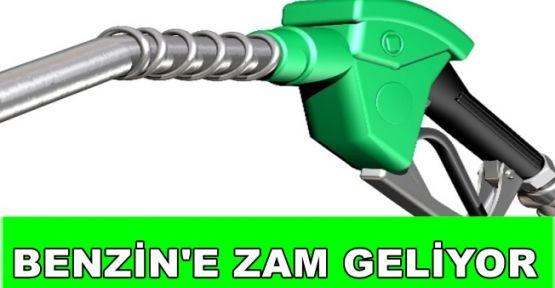Benzin'e Ne Kadar Zam Gelecek ?