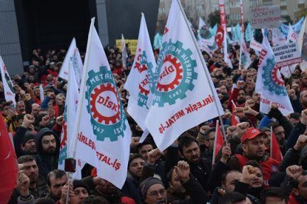 Birleşik Metal-İş, Kocaeli'de Greve Gidiyor!