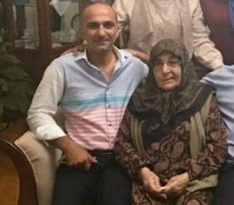 Bünyamin Eriş'n annesi hayatını kaybetti