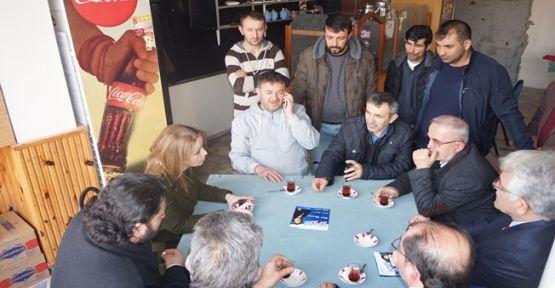 """Burcu Çetinkaya 'HER MAHALLEYE OTOPARK"""""""