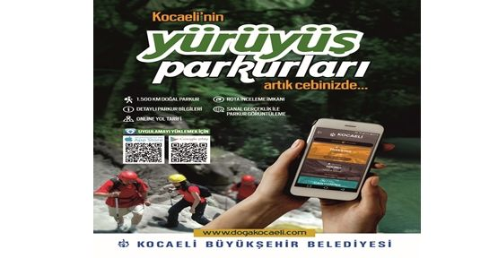 Büyükşehir'in mobil uygulaması finalde oylarınızı bekliyor