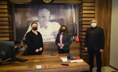 Çakır'dan Duru Medya Gruba Ziyaret