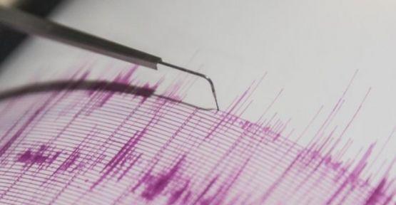 Çanakkale'de Şiddetli Deprem!
