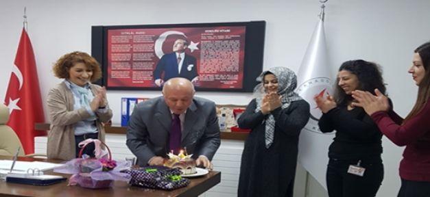 Çarıklıoğlu'na Doğum Günü Sürprizi !