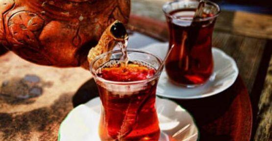 Çay'a Yüzde 15 Zam !