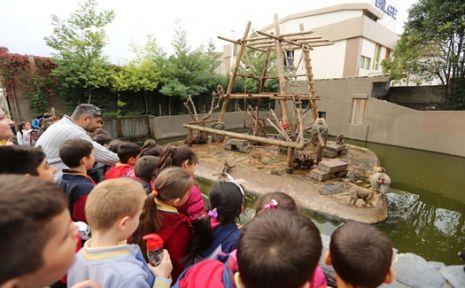 çayırova belediyesi hayvanat bahçesi gezisi