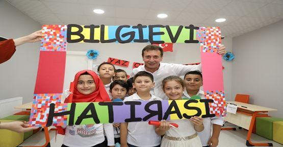 Çayırova Belediyesi Yaz Okulları Sona Erdi