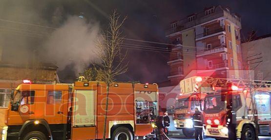 Çayırova'da korkutan yangın!