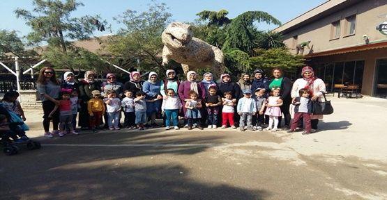 Çayırovalılar, Hayvanat Bahçesini ziyaret etti