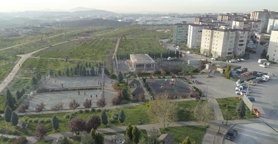 Çayırova'ya Yeni Meydan!
