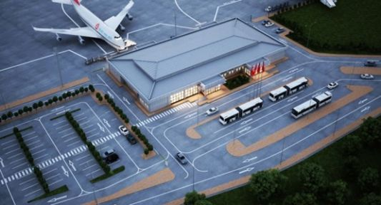 Cengiz Topel Havalimanında Artış Yaşanıyor