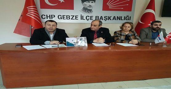 """CHP Gebze: """"Hünkar çayırı'nı satıyorlar!"""""""
