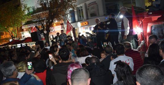 CHP Gebze'den 29 Ekim Kutlamaları