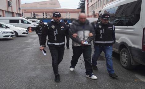 Cinayetten aranan zanlı Kocaeli'de yakalandı