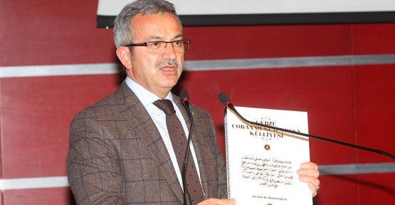 Çoban Mustafa Paşa Külliyesi kitaplaştı