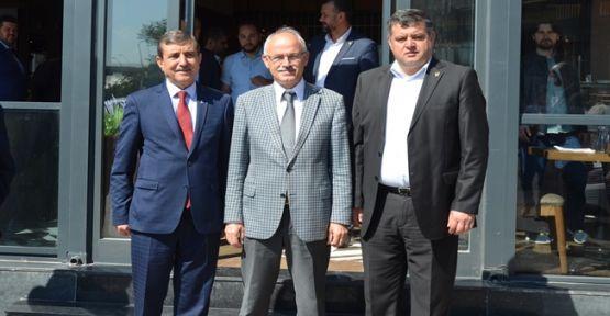 Cumhur İttifakı Gebze'de bir araya geldi